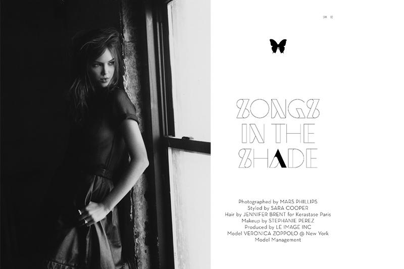 Le Image, Inc. for SHK Magazine