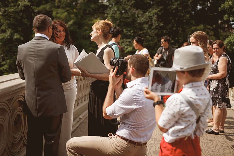 Central Park NYC Elopement