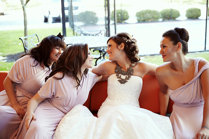 Glen Island Country Club wedding