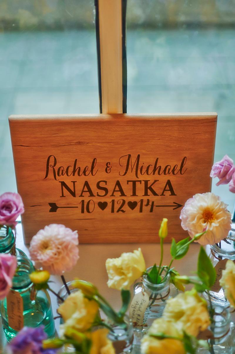 Wedding gift box diy