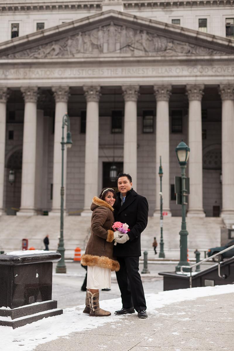 nyc city hall wedding