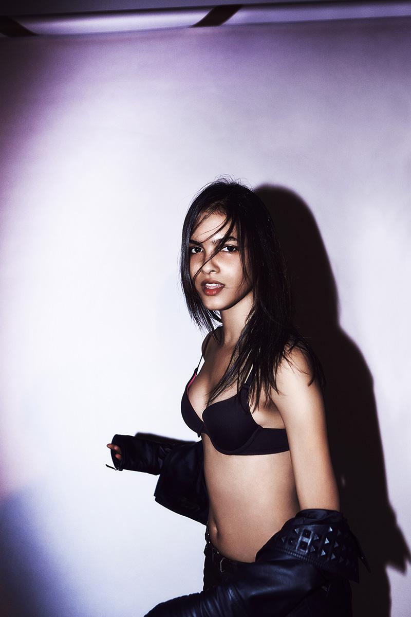 Iandra Ortiz at Merlyn