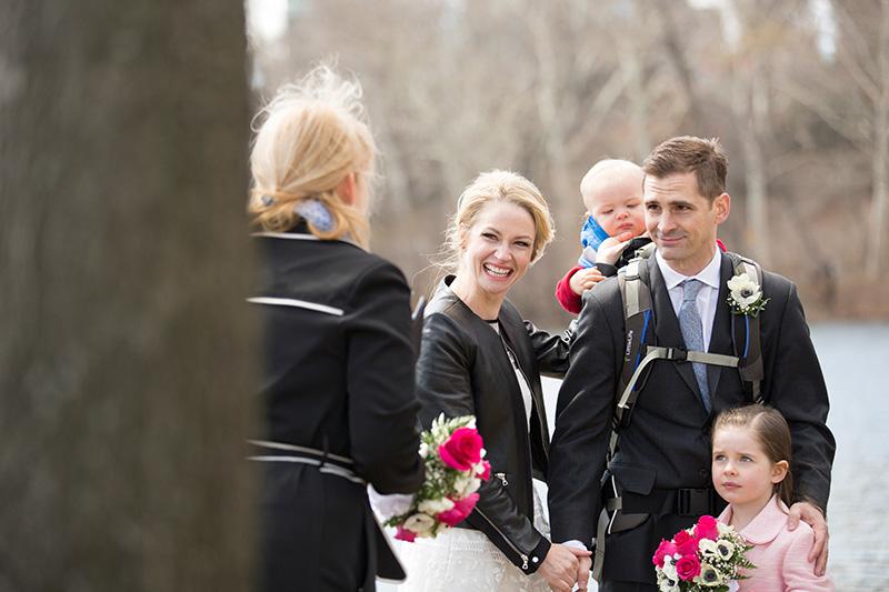 ladies pavilion elopement photos