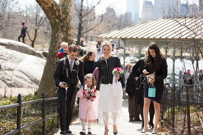 central park ladies pavilion wedding