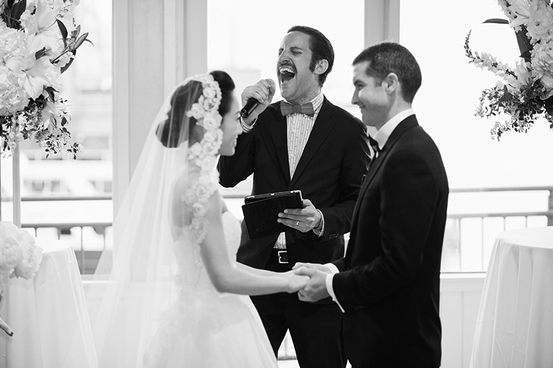 funny wedding ceremony