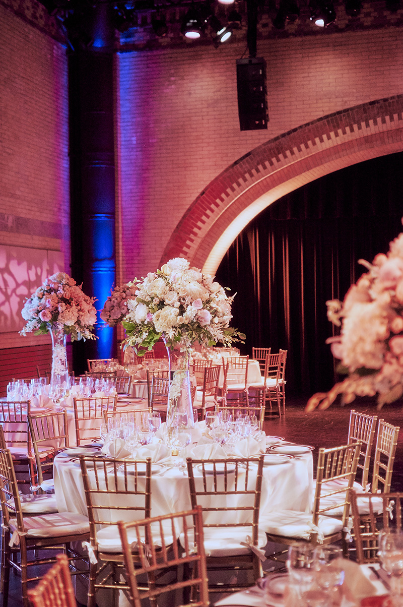 Harlem Stage Gatehouse Wedding