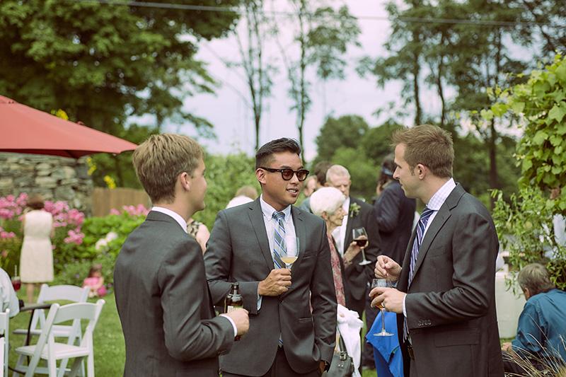 wedding cocktail hour