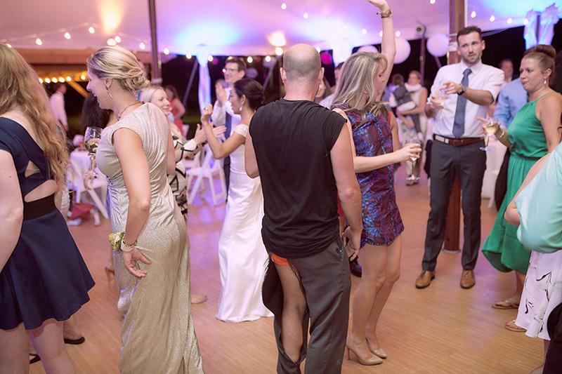 funny wedding dances