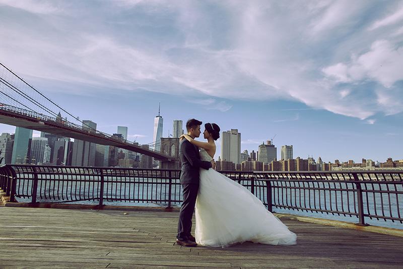 Dumbo wedding photo