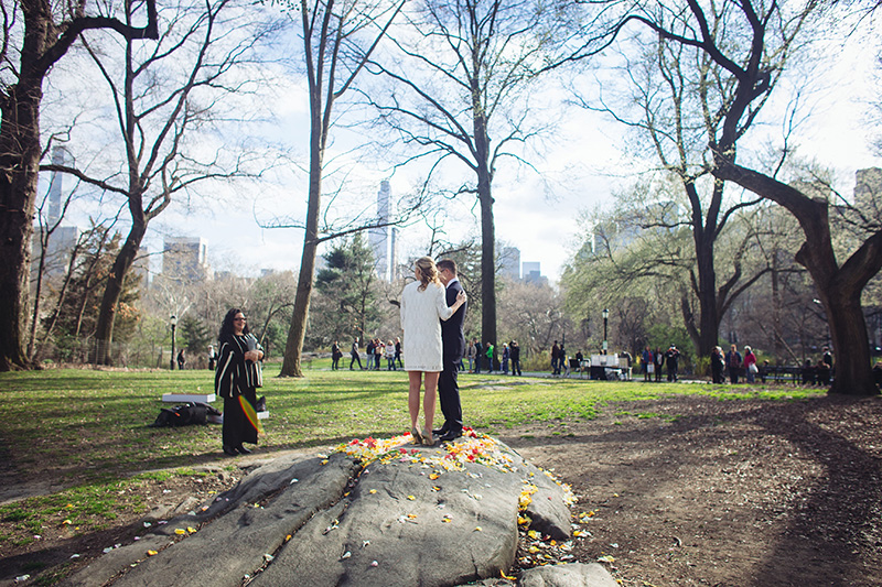 strawberry fields elopement