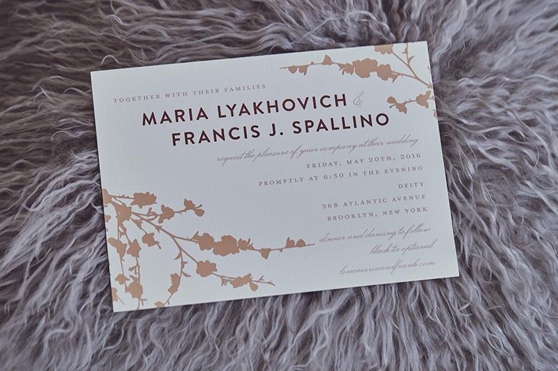 wedding invitataions