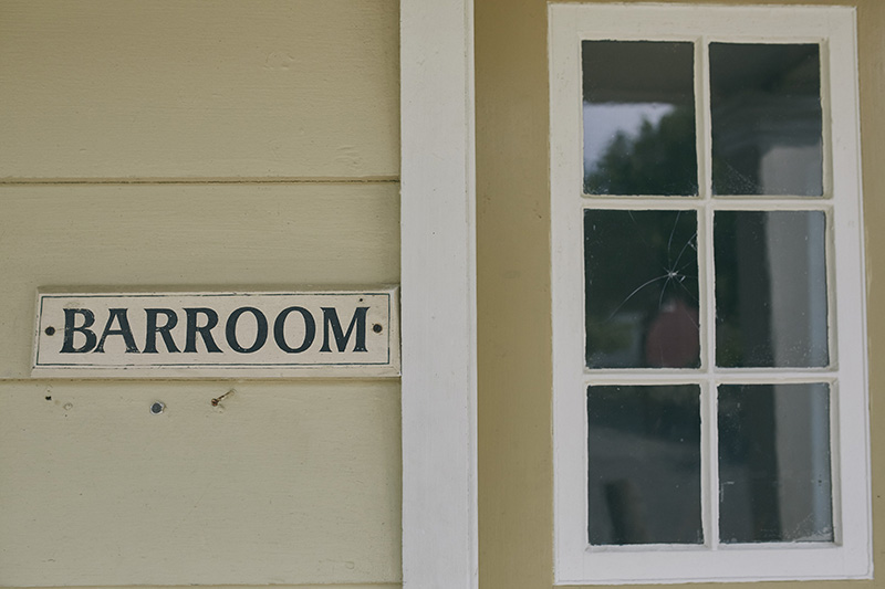 barrom sign