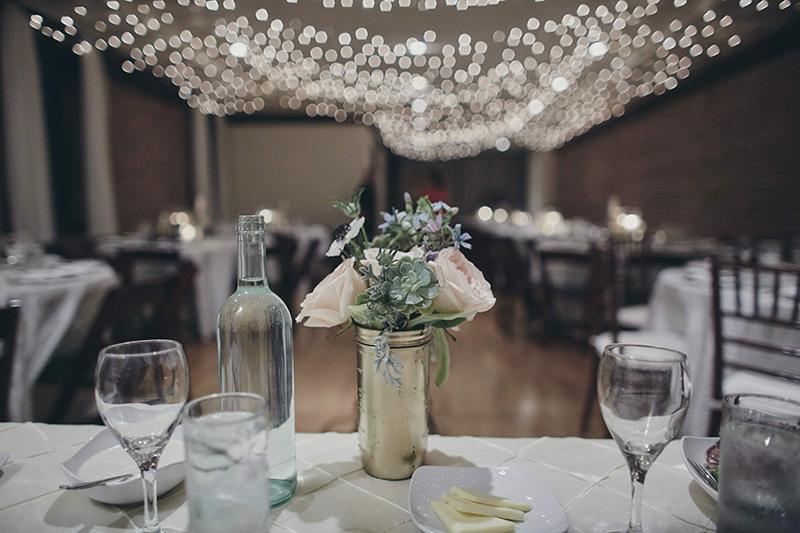 wedding reception room in Deity
