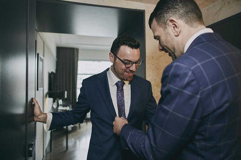 same sex wedding reveal