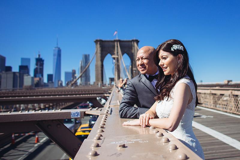 Brooklyn Bridge Weddings