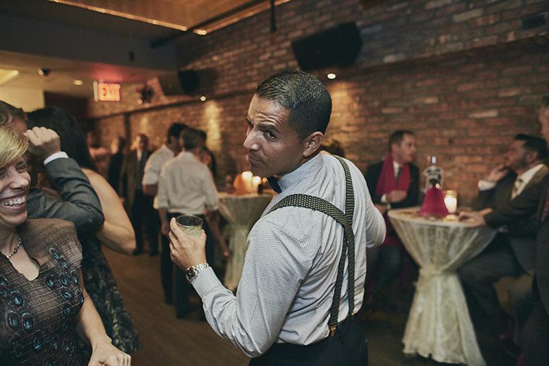 candid wedding party photos