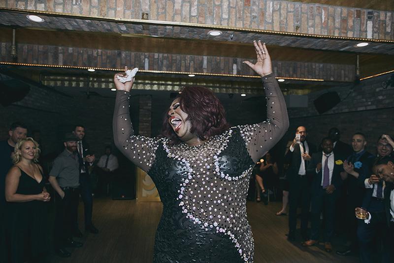 Drag Queen Latrice Royale wedding entertainment