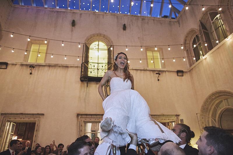 bride jewish hair dance