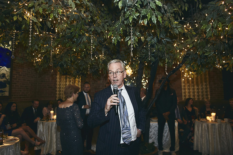 Speech of the grooms father