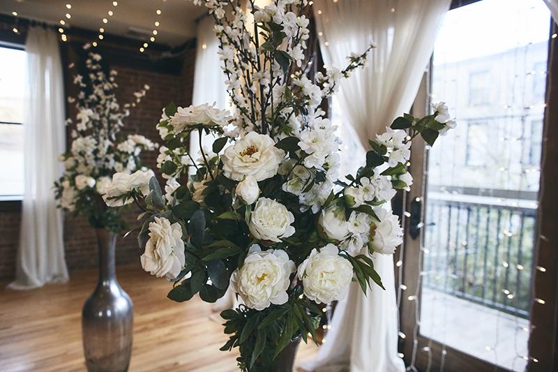 Flower arragment