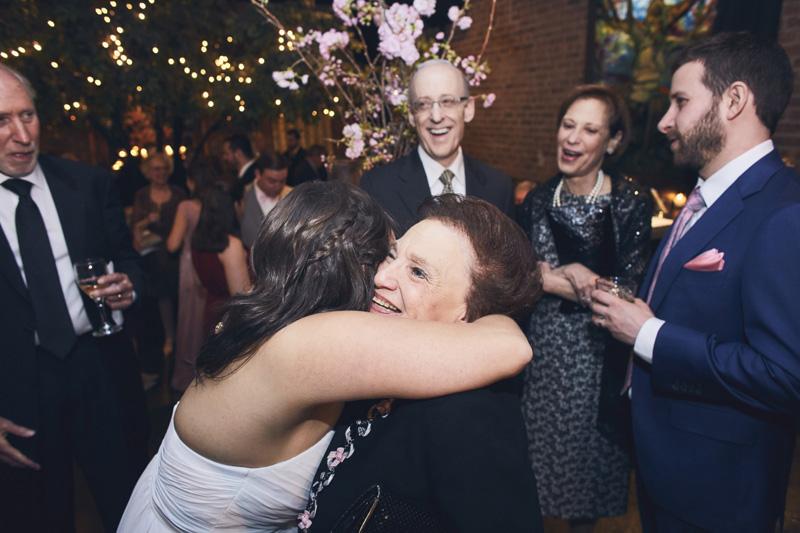 jewish wedding party