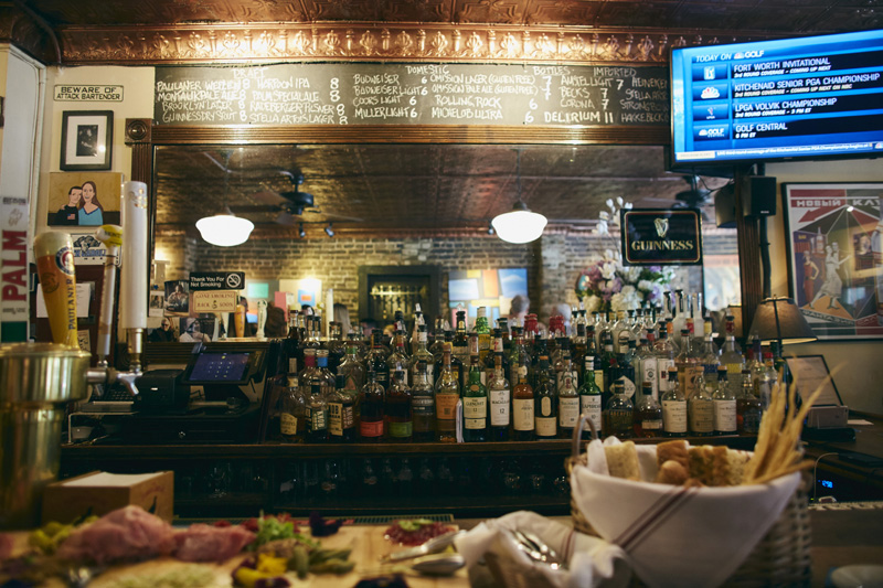 Tavern on Jane wedding reception