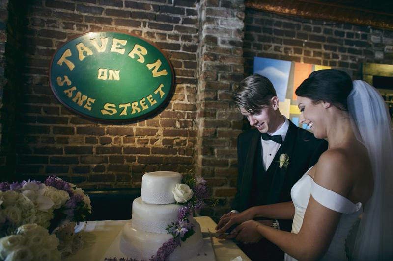 NYC restaurant wedding venues