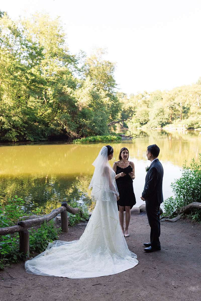 Places to elope in NYC