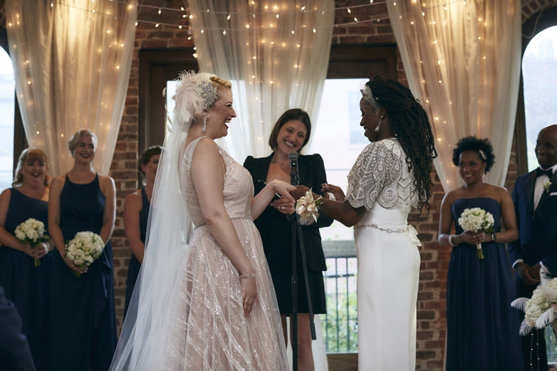 LGBT wedding photos