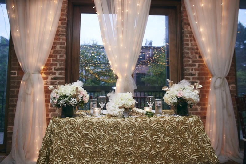Initimate wedding venues in Brooklyn