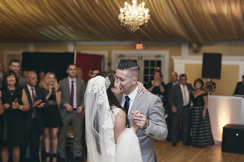 first wedding reception dance