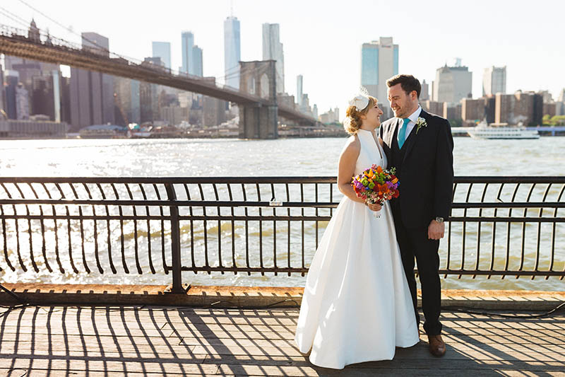 NYC elopement photography packages