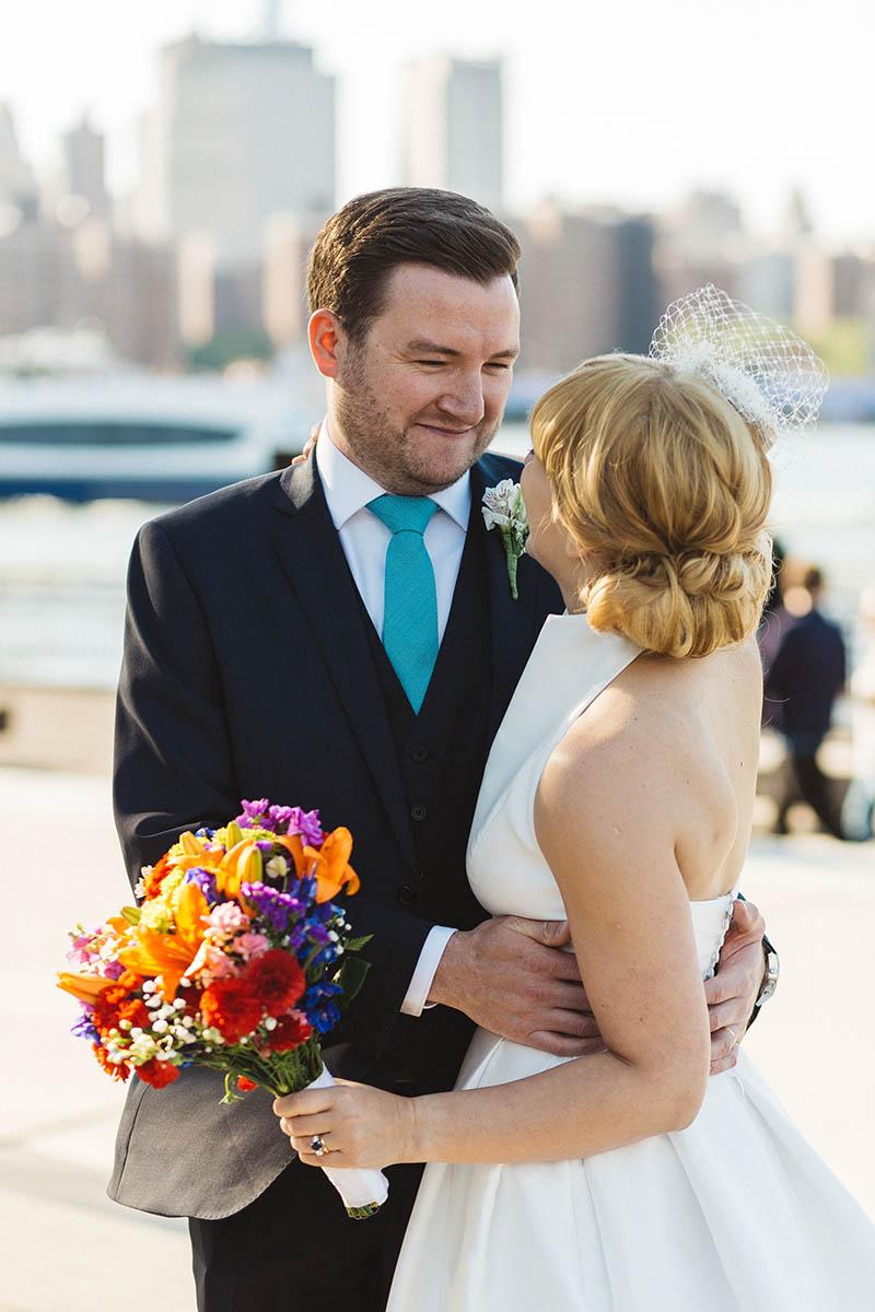 New York elopement photography