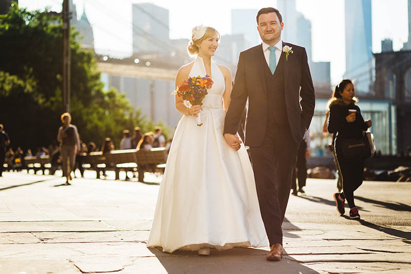 New York City elopement ideas