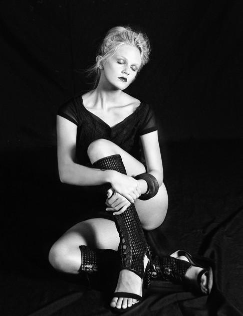 Brooke Pickel at IMG Models