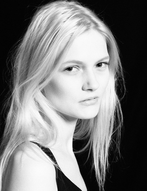 Frederikke Olesen at New York Model Management