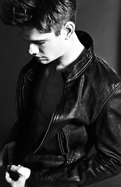 Andrew Hulme at New York Model Management