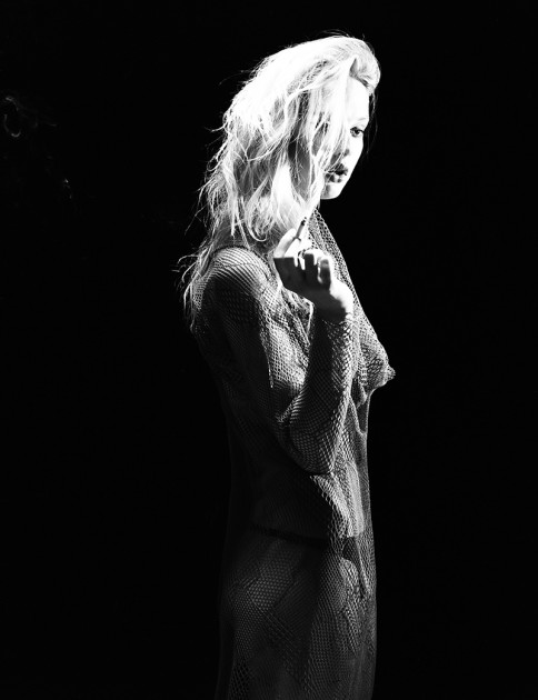 Niki Hajdu at New York Model Management