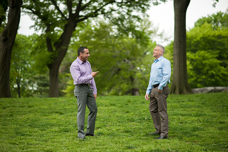 Central Park NYC Same Sex Elopement