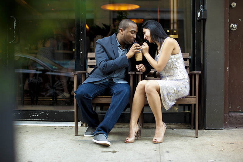 G&M New York Engagement Photography