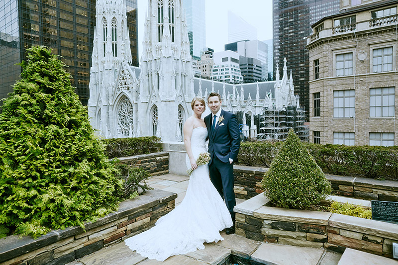 rooftop elopement nyc