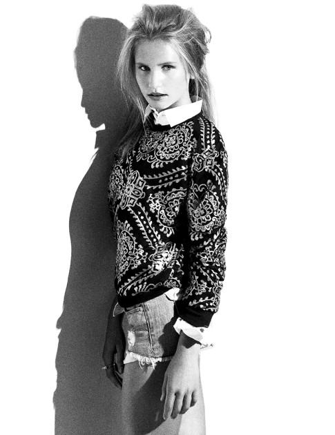 Sailor Brinkley at IMG Models
