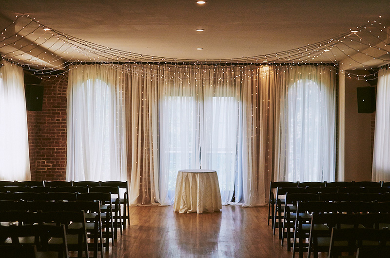 Deity Wedding ceremony room