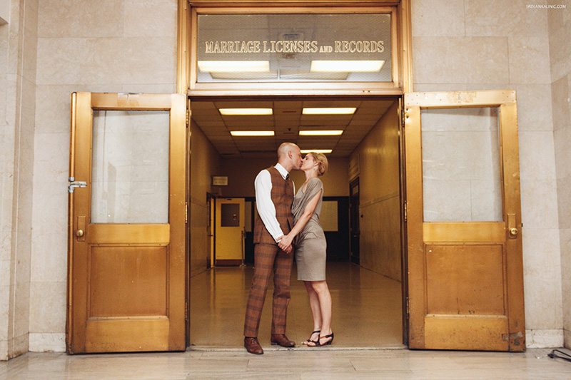 brooklyn city hall elopement