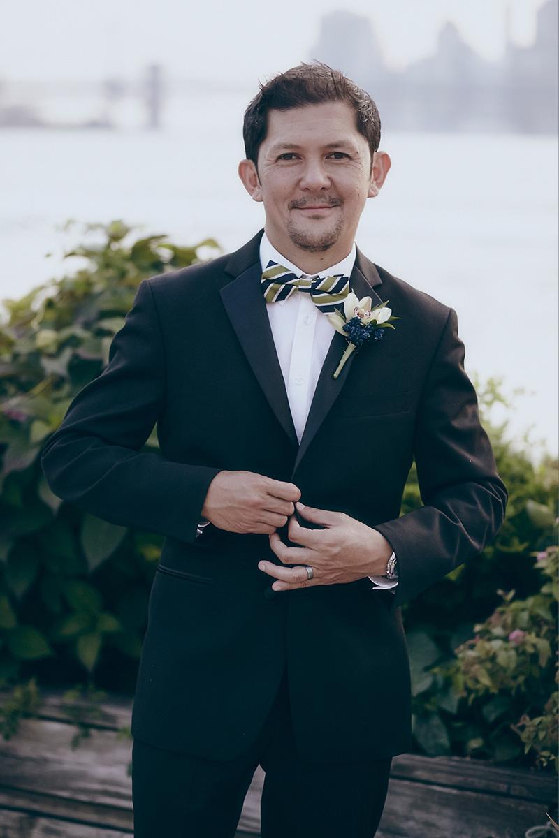 Giando on the Water Wedding