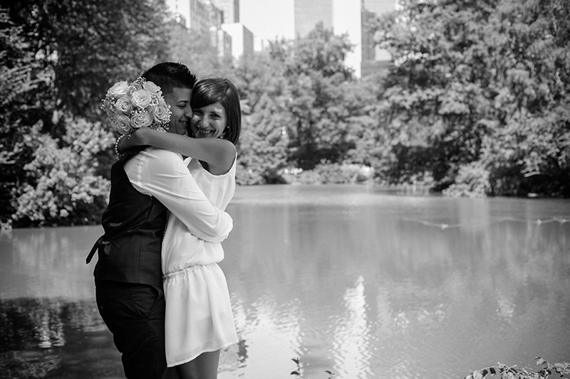 nyc same sex elopement