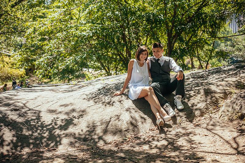 central park nyc wedding