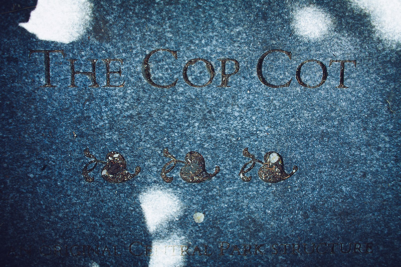 the cop cot