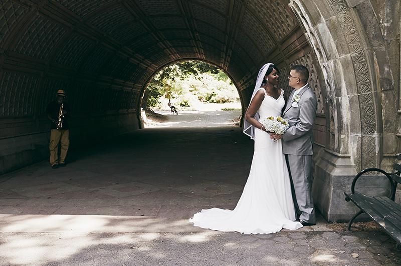 prospect park wedding pictures