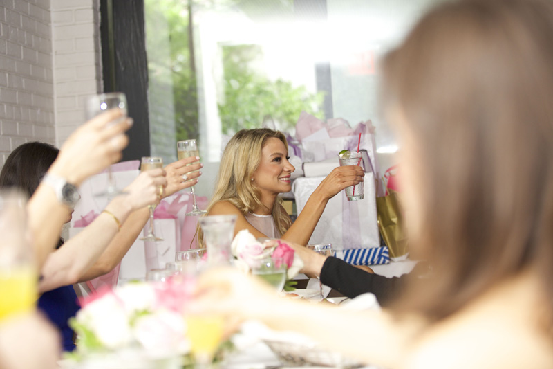 bridal shower toast